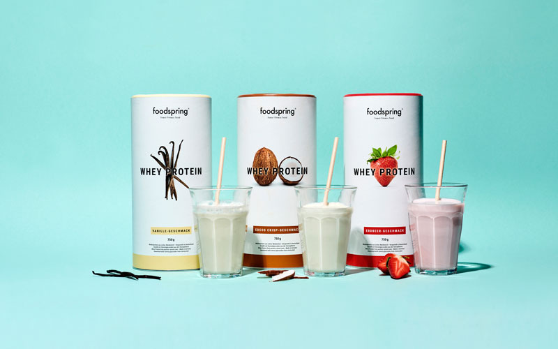 Whey Protein foodspring