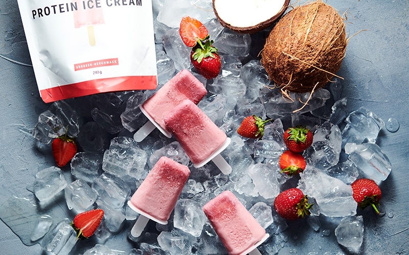 Types of ice cream to tempt the tastebuds including Protein Ice Cream