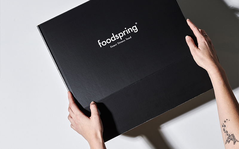 Black Friday Box de foodspring