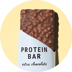 foodspring Protein Bar xtra chocolate